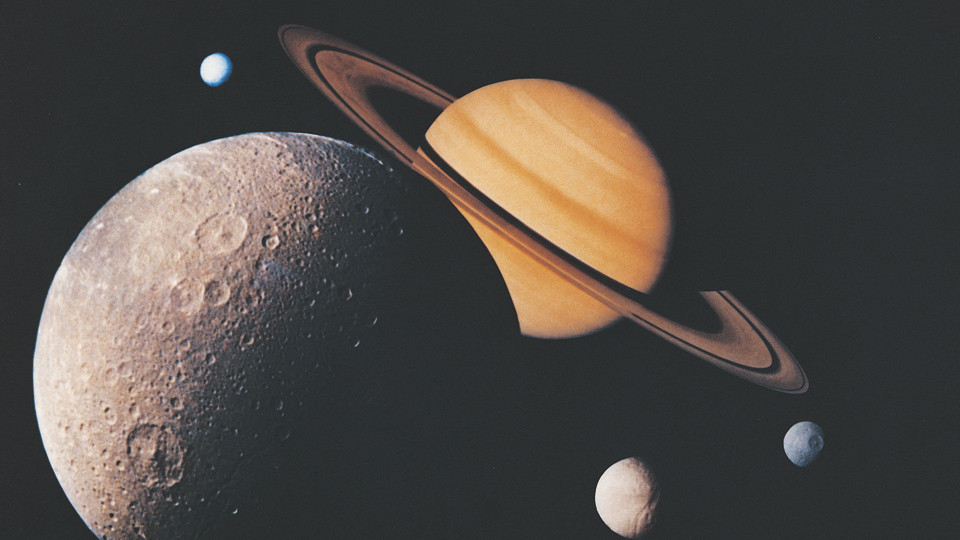 Place Like Home: Cassini