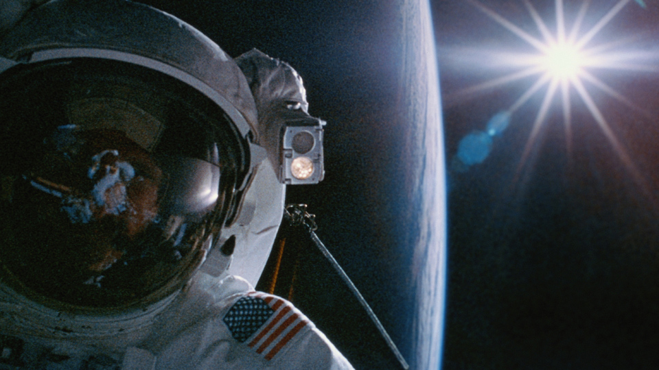 Kittinger: First Man in Space?