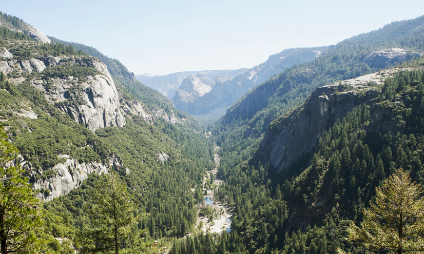 Yosemite's Valleys