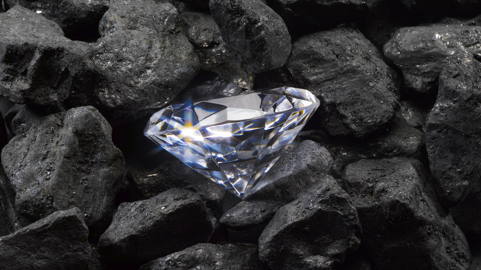 Earthly Treasures: Diamonds