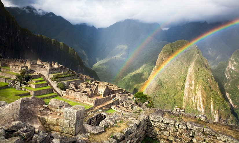 The Lost City of Peru