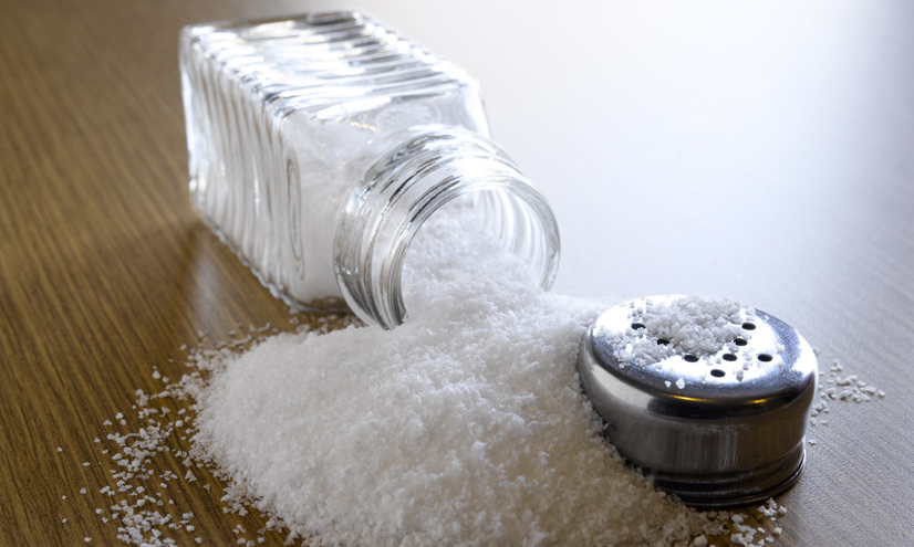 Salt: Food Preservative