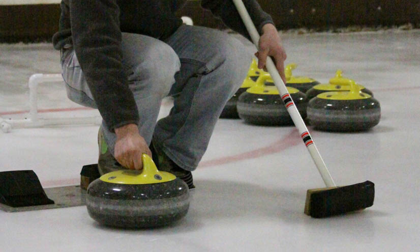 Friction in Curling