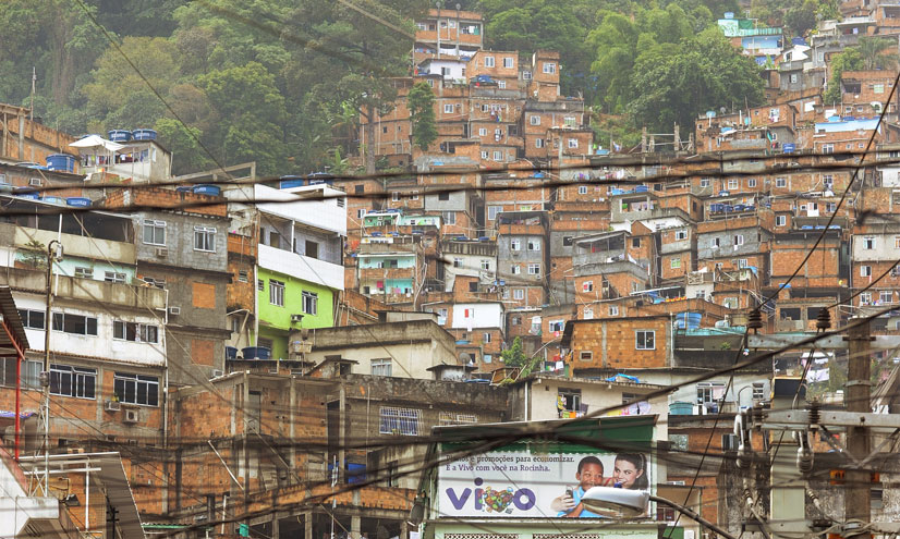 Brazil: Life in a Favela