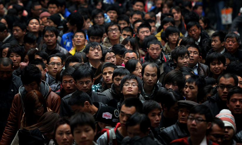 China's Mass Migration
