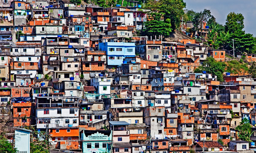 Brazil: The Wealth Divide