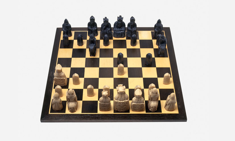 The Emperor's Chess Board