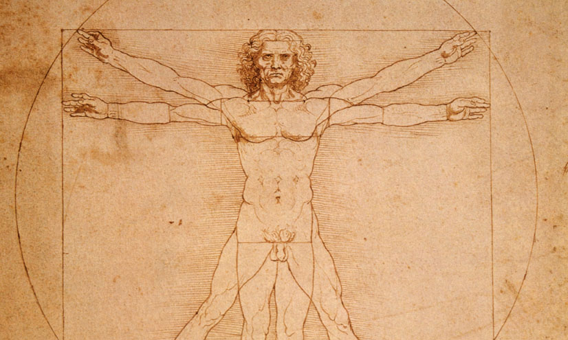 Proportion: The Vitruvian Man