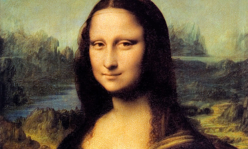 Maths and the Mona Lisa