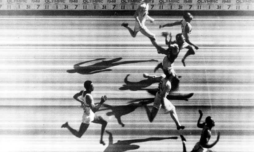 Decimal Places: Photofinish