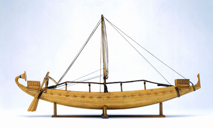 Queen Hatshepsut's Ship
