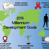 The Millennium Development Goals (labelled)