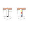 Paper chromatography (unlabeled)